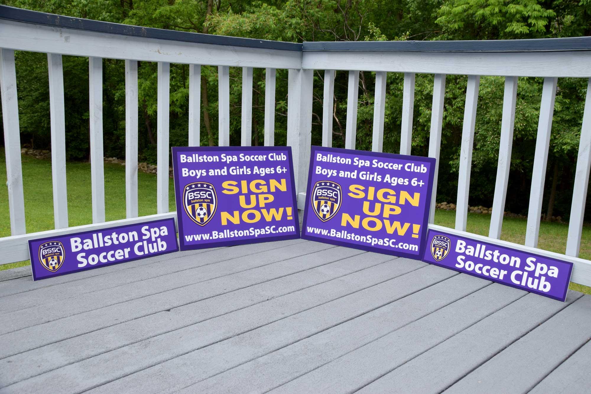 SillyCar Design :: Lawn Signs