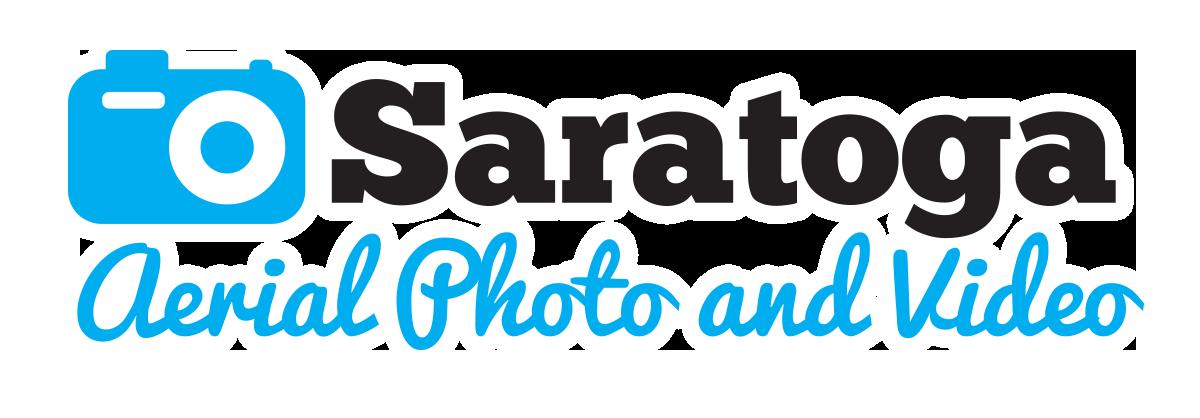 Saratoga Aerial Photo and Video logo.